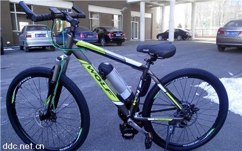 铭度锂电自行车