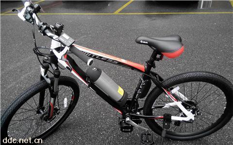 中置电机电动自行车