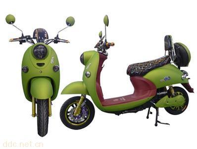 可人电动自行车加长瑰王运动版