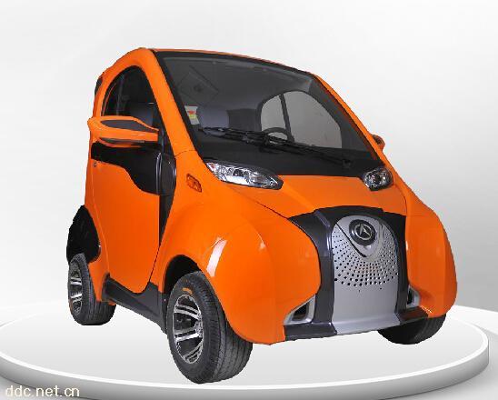 驰飞电动车图片_丽驰A01欧洲版电动汽车-山东丽驰新能源汽车有限公司