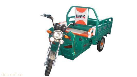 倍尔美小型货运电动三轮车
