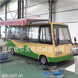 山东倍尔美电动中型餐车