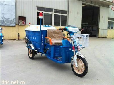 洛嘉电动自卸环卫车