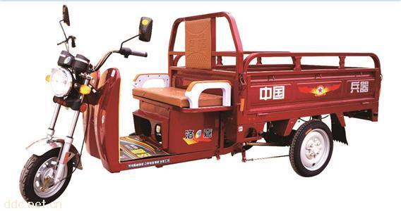 油电混合三轮车