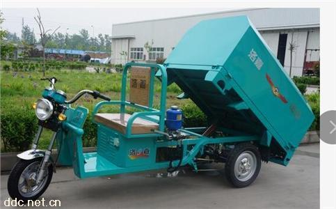 电动自卸环保车文明城市专用环卫车