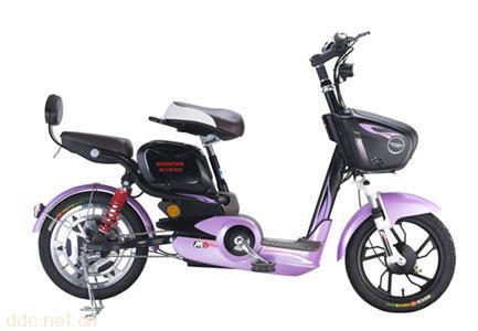 新大洲本田电动自行车M6