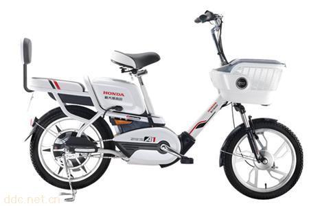 新大洲本田電動自行車A1