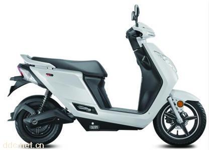 新大洲本田-H1电动摩托车