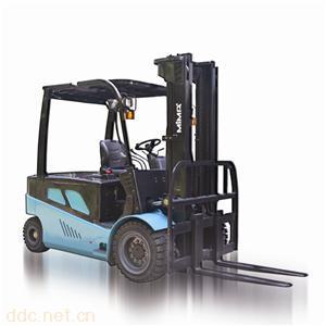 四轮平衡重式蓄电池电动叉车