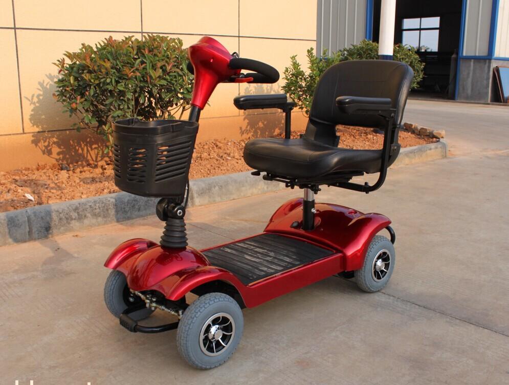 瑞迪四轮电动代步车