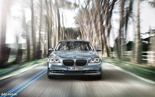 新BMW高效混合动力7系