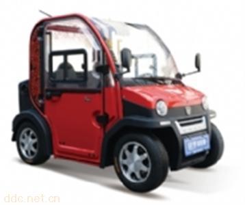 宗申电动汽车X6米兰