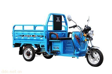 宗申-战雷130电动三轮车