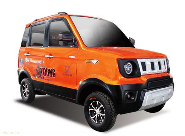 宗申-K18电动三轮车