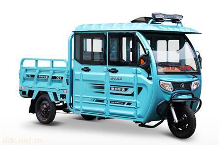 宗申-骏卡130电动三轮车