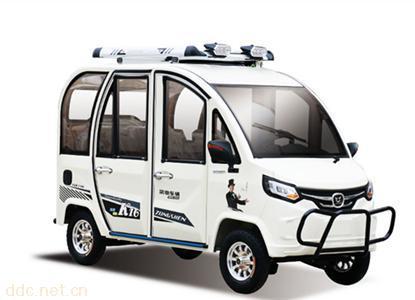 宗申-K16电动三轮车