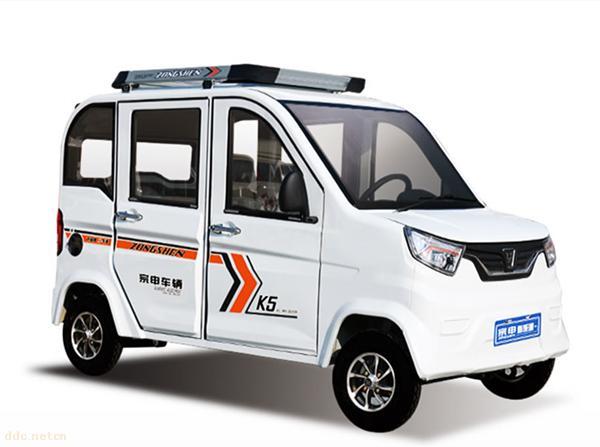宗申-K5电动三轮车