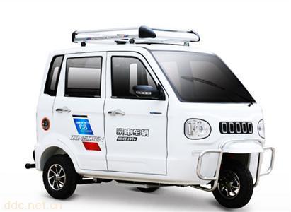 宗申-C8电动三轮车