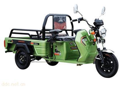 宗申-风尚125G单排电动三轮车