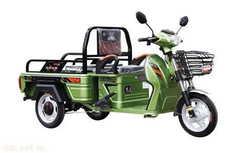 宗申-风尚110电动三轮车