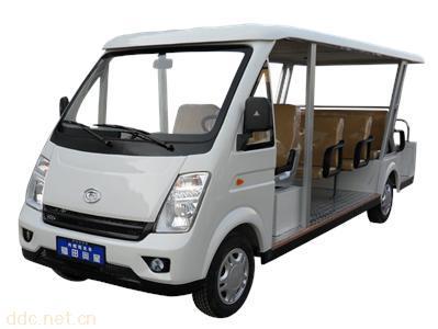 福田14座燃油观光车FT6153Q
