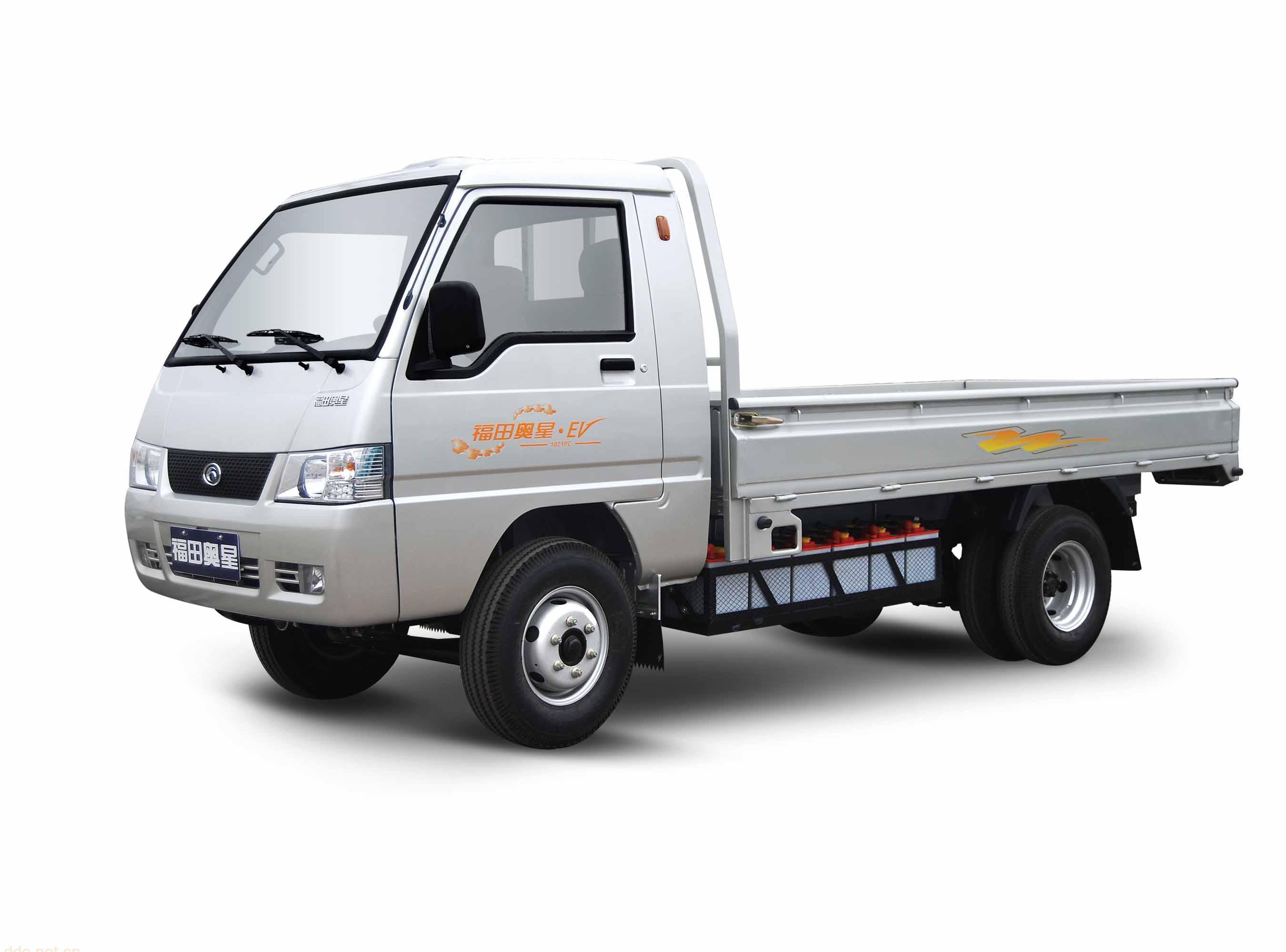福田 2t 电动货车 诸城雷沃科技有限公司