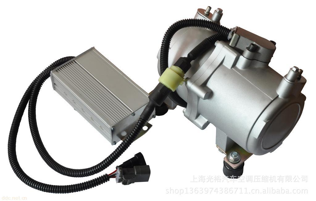 24v电动汽车空调压缩机-武城盛新车业有限公司