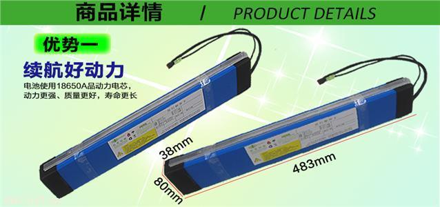 卓能新能源电动车电池组48V