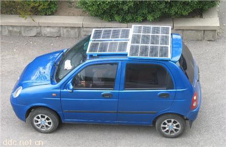 太阳能电动汽车