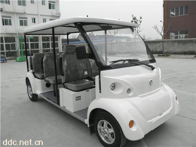 四轮电动游览车