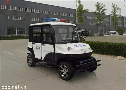 深圳4座带门SUV电动巡逻车