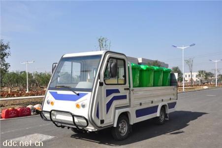 电动清运车8桶环卫车
