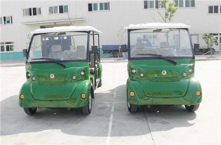4座电动观光车