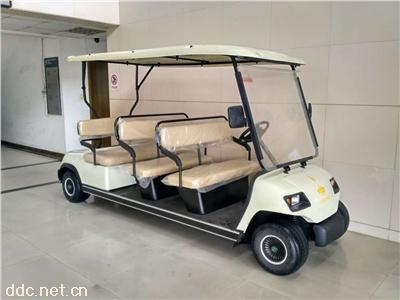 广西桂林4座电动高尔夫球车