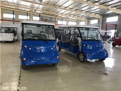 5座电动观光车