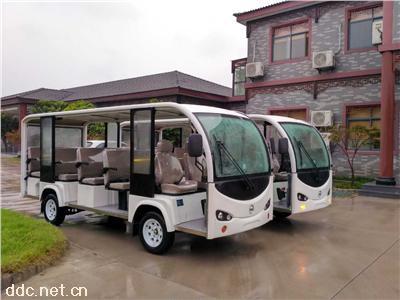 性能级独立悬挂电动观光车