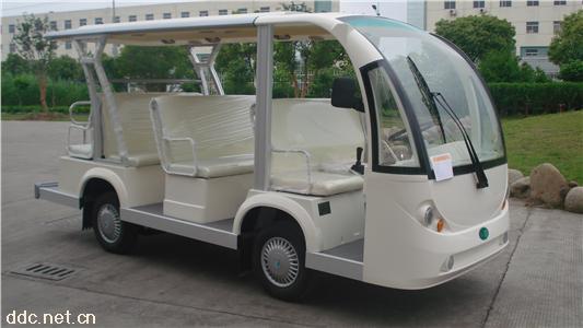 新款8座观光电动车