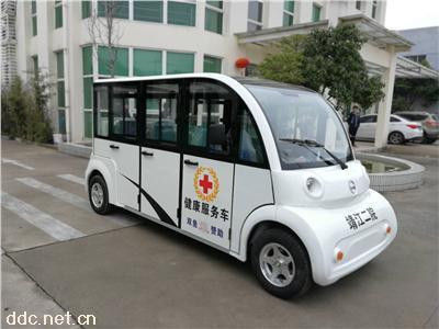 观光新能源游览车