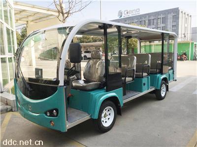 锂电池14座观光车