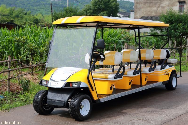 越野8座高尔夫球车