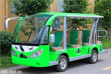 14座敞篷电动观光车游览车景区校园专用