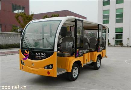 11座旅游景区电动游览观光车