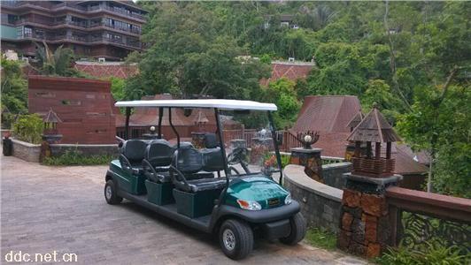 利凯士得6座电动高尔夫球车