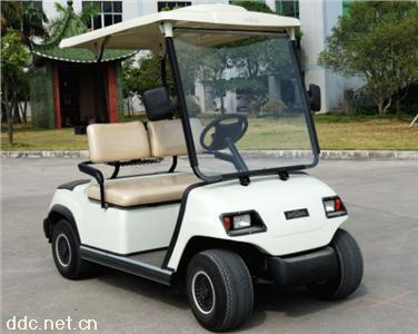 利凯士得两座电动高尔夫球车