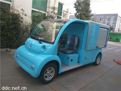 小型电动送餐车