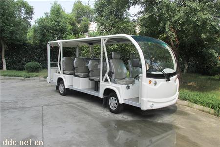 电动景区旅游观光车14人座式
