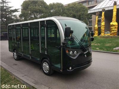 景区校园电动巴士LKDD14利凯士得14座电动观光车