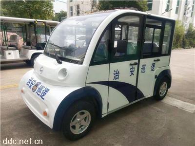 景区物业电动观光巡逻车