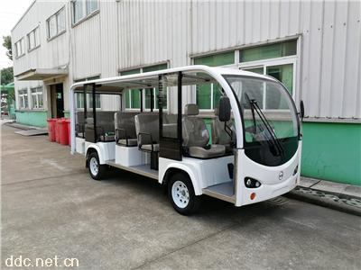 LKSD牌旅游景区用载客观光车