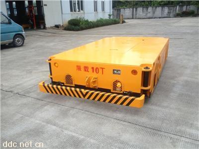无轨10吨电动搬运车随车线控